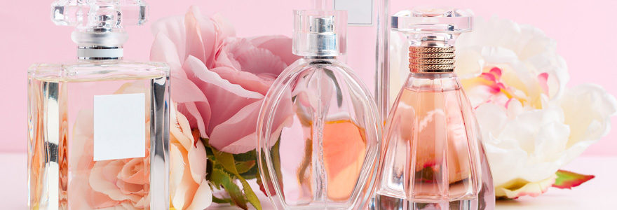 Eau de parfum florale
