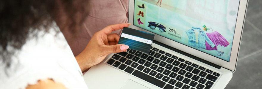 magasins en ligne